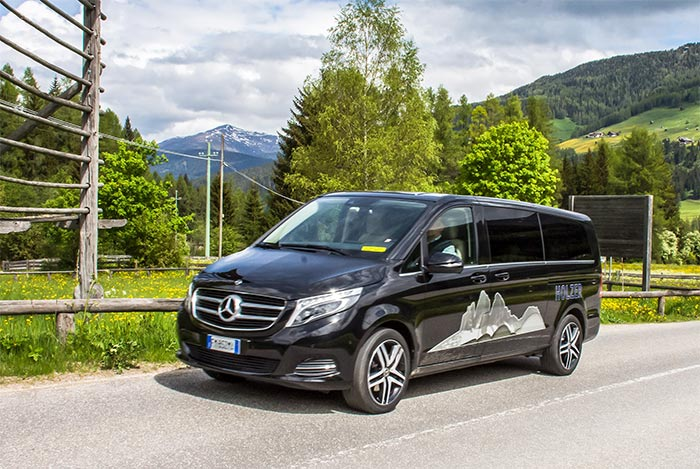 Holzer: Coachservice in South Tyrol in the Dolomites | Italy